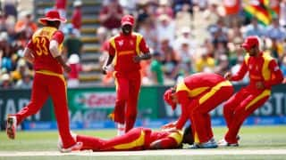 United Arab Emirates (UAE) vs Zimbabwe ICC Cricket World Cup 2015 Match 8 at Nelson, Preview: Resurgent Zimbabwe look for victory