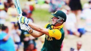 South Africa vs Zimbabwe, 3rd ODI, Pool A: Highlights