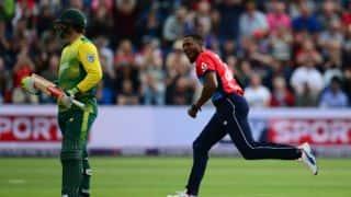 ENG vs SA 2017, 3rd T20I: Malan's 78, Jordan's 3-31 and other highlights