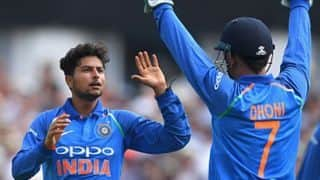 """Bowling karega ya bowler change karein"", MS Dhoni's epic reply to Kuldeep Yadav"
