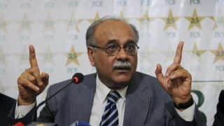 Najam Sethi urges former Pakistan cricketers to help PCB