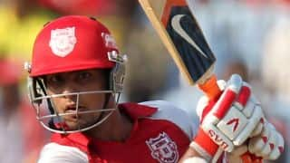 Mandeep Singh: Rahul Dravid never told me to worry about my technique