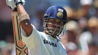 How about Tendulkar as Indian cricket team's batting coach?