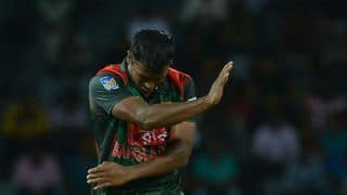 Rubel takes blame for defeat; apologises to fans