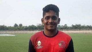 Bereaved Tushar Deshpande to play Syed Mushtaq Ali knockouts despite mother's death