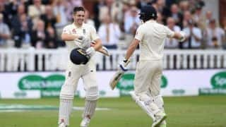 IND vs ENGLAND : Chris Woakes, Jonny Bairstow record highest sixth-wicket stand for England against india