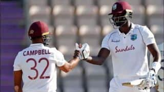 Jason Holder Surpasses Brian Lara, becomes 3rd Successful test captain for West Indies