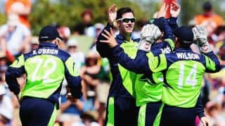 ICC Cricket World Cup 2019: Ireland hopes ICC reconsiders decision of 10-team participation