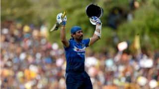 Tillakaratne Dilshan: ODI career in pictures