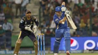 Shane Watson holds the key for Rajasthan Royals against Kolkata Knight Riders in IPL 2014