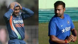 Has Amit Mishra fudged age? Virender Sehwag definitely thinks so