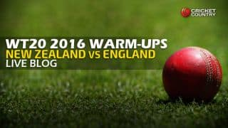 ENG 170/4 in 19.2 overs, Live Cricket Score New Zealand vs England, ICC World T20 2016 NZ vs ENG, warm-up match at Wankhede Stadium, Mumbai: ENG win by 6 wickets
