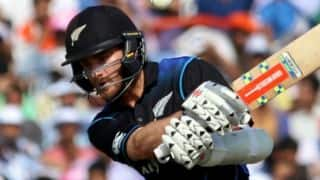New Zealand survive 2 run out chances in 5th ODI vs India