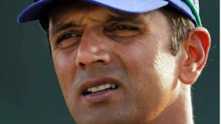 Rahul Dravid disappointed with India A's 119-run loss against Australia A in tri-series