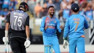 3rd T20I: India eye maiden T20I series in New Zealand