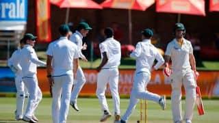 पोर्ट एलिजाबेथ टेस्ट: एबी डी विलियर्स, कगीसो रबाडा के प्रदर्शन के दम पर दक्षिण अफ्रीका ने सीरीज बराबर की
