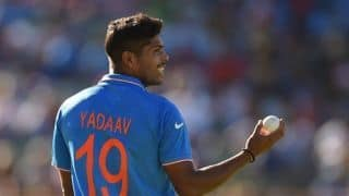 Umesh Yadav: Feel I can fit the 4th bowler role Team India is looking for World Cup