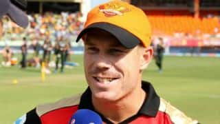 IPL 2016: David Warner is dead serious about his cricket these days, says Ravi Shastri