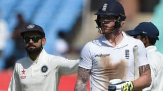 Ben Stokes and barrage of all-rounders help England gain momentum against hosts India