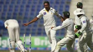 Pakistan vs New Zealand, 1st Test at Abu Dhabi, Day 3: New Zealand 186 for 5 at tea