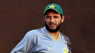Shahid Afridi expected to end career on a high note, says Geoff Lawson