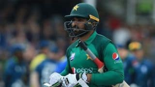 Pakistan cricketer Asif Ali to leave tour of England following the death of his daughter