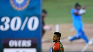 Shakib Al Hasan: I am happy with the team's bowling, fielding