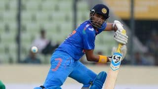Robin Uthappa eyes India come back