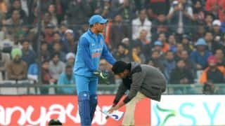 In photos: India vs Sri Lanka, 2nd ODI at Mohali