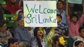 Sri Lanka willing to tour Pakistan after Lahore T20I success