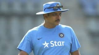 Shastri supports Rahane's omission, suggests players to refrain from silly mistakes