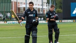Chasing ODI history, Ross Taylor returns to scene of epic 181*