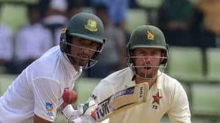 हार पर बांग्लादेशी कप्तान बोले- इस तरह टेस्ट क्रिकेट खेलने का कोई मतलब नहीं