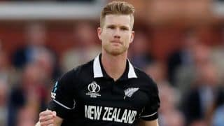Boundary Count Rule in WC Final Didn't Come as a Surprise, Says Jimmy Neesham