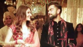 Photo: When Virat Kohli couldn't take his eyes off Anushka Sharma