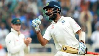 India vs Australia, 3rd Test: Cheteswar Pujara termed as India's wall by Michael Clarke