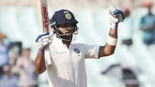 Kohli too early to be compared to Tendulkar, feels Ganguly
