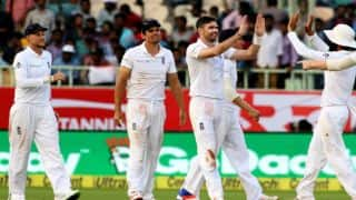 James Anderson expresses concern over future of Test cricket