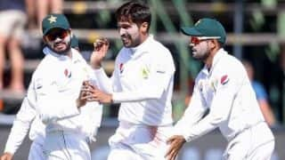 Pakistan fightback inspired by tea time chat, says Mohammad Amir