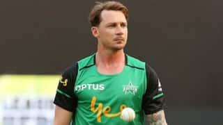 Dale Steyn Pockets Just 1 Wicket on BBL Debut for Melbourne Stars