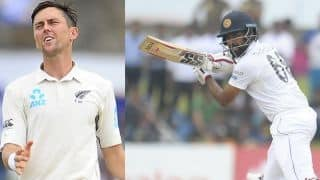 Sri Lanka vs New Zealand: Dimuth Karunaratne, Lahiru Thirimanne fifty put Sri Lanka 135 runs far from Victory