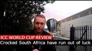 Cricket World Cup 2019: South Africa all but out of WC semis race after losing to New Zealand