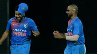 Rohit Sharma a cool captain, says Shikhar Dhawan