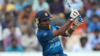 India vs Sri Lanka 2014, 4th ODI at Kolkata: Sri Lanka likely XI