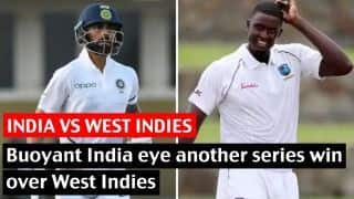 Buoyant India eye another series win over West Indies