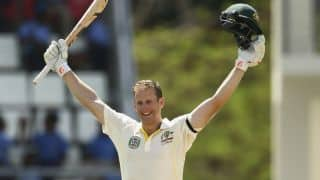 Adam Voges becomes third batsman to complete 1000 Test runs in debut year during Australia vs West Indies, 2nd Test at Melbourne