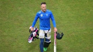 De Villiers row could work in the best interest of the team: Faf du Plessis