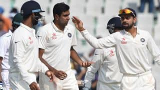 India vs Sri Lanka 2nd Test: Hosts all-out for 183 runs, Visitors enforce follow-on