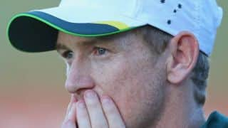 India tour of Australia 2014: George Bailey backs Brad Haddin for captaincy; refuses to rule Michael Clarke out