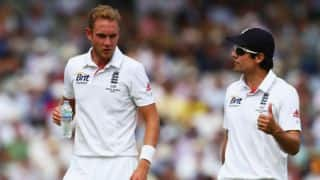 Stuart Broad: Alastair Cook is right man to captain England